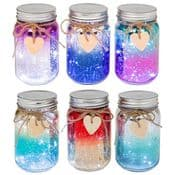 Mixed Trade Pack - Fire Fly LED Light-Up Jars - Mixed types & colours