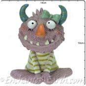 Monster  Money Bank - Millie The Monster - 15cm Piggy Bank