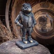 Mr Toad - Antique Bronzed Resin  Garden Sculpture