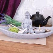 Nivaran Garden - Tranquil Buddha Garden Gift Set - 35cm