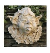 Paris The Pixie - Marble Plaque/ Wall Art