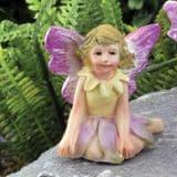 Petal- Fiddlehead Tiny Micro Fairy