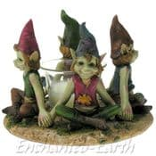Pixie Ring Candle Holder