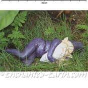 Prince the Purple Sleeping Pixie