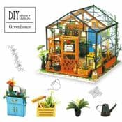 Robotime Miniature Garden DIY Kits -  Cathy's Flower House  - 3D  Kit