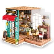 Robotime Miniature Garden DIY Kits -  Simons Coffee Shop