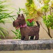 Scot the Scottie Dog - Pet Planter