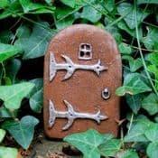 Small Woodland Fairy Door