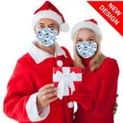 Snowmen  - Reusable - Face Mask /Face Covering