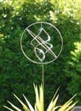 Stainless Steel - Gyroscope  - Wind Spinner - 170cm
