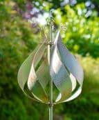 The Blenheim Palace Spinner - Verdigris - Garden Wind Spinner-Sculpture - 192cm