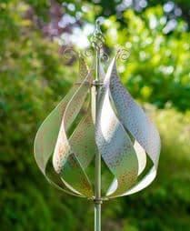 The Blenheim Palace Spinner - Garden Wind Spinner-Sculpture - 192cm.