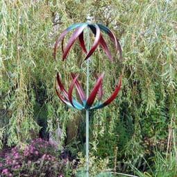 The Cosmic Wind Spinner - Wind  Spinner - 190cm.