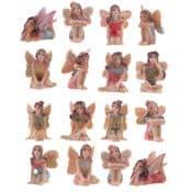 Trade  Pack - 50  Glitter wing fairy pack - Bulk Buy Offer