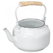 Vintage style Metal Teapot Planter - 17cm
