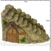 Vivid Arts- Miniature World- Curved Stone Steps