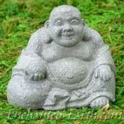 Vivid Arts- Miniature World - Japanese Miniature Garden- Fairy Garden Lucky Buddha