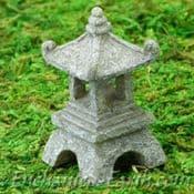 Vivid Arts- Miniature World - Japanese Miniature Garden- Fairy Garden Pagoda