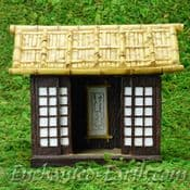 Vivid Arts- Miniature World - Japanese Miniature Garden- Tranquility House