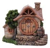 Vivid Arts-Miniature World -Large Brickyard Cottages