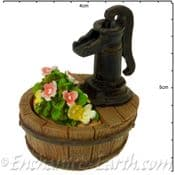 Vivid Arts Miniature World - Planted Water Barrel