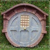 Vivid Arts - Miniature World Plus Size - Brick Burrow Door - 20cm Door
