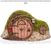 Vivid Arts- Miniature World -The Fairy Burrow (Front Panel)
