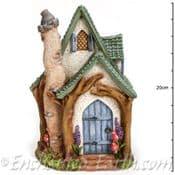 Vivid Arts - Miniature World -The Woodland Cottage
