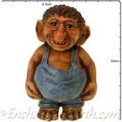 Vivid Arts - Miniature World - Tom The Troll -9cm Tall
