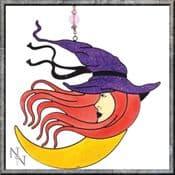 Witches Moon Light Catcher