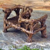 Woodland  Kissing Bench (Courting Chair)