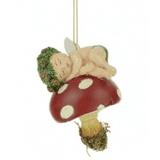 Woodland Toadstool Fairy Baby - 8cm