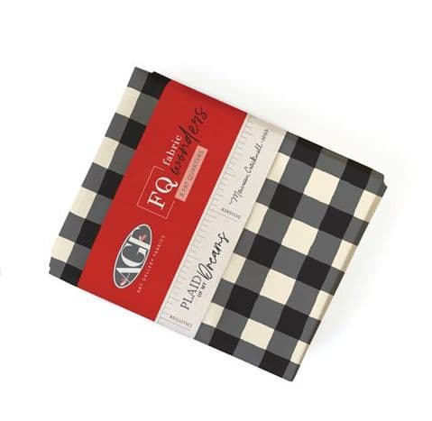 8 Fat Quarter Pack - Plaid of my Dreams - AGF