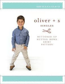 Buttoned-up Button-down Shirt Pattern - Oliver + S