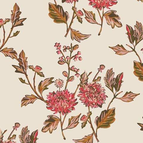 Cut Flowers Fortune - Kismet - Art Gallery Fabrics