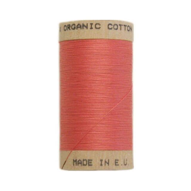 Dusky Pink - 100m - Scanfil Organic Cotton