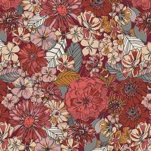 Fleuron Sanctuary - Kismet - Art Gallery Fabrics