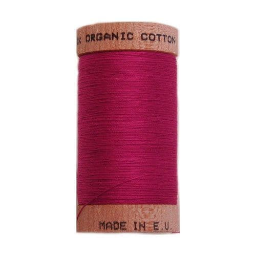 Fuscia - 100m - Scanfil Organic Thread