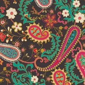 Paisleys Forever Boheme Cotton - Nuncia By Pat Bravo - AGF