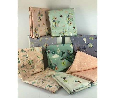 Riley Blake's Neverland - 8 piece Fat Quarter Bundle