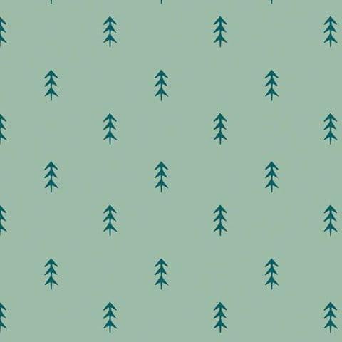 Simple Defoliage Foresta - Foresta Fusion - Art Gallery Fabrics