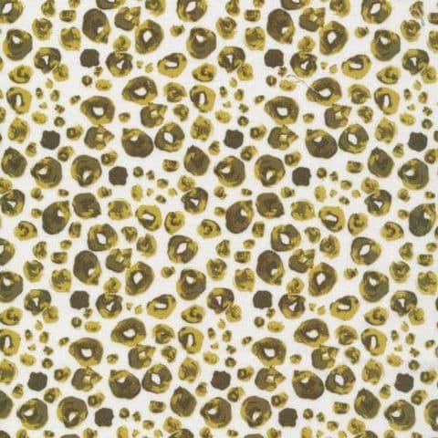 Spotties Green - Grasslands - Cloud9 Fabrics