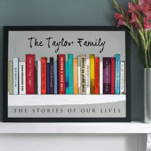 Personalised Book 'Family' Edition