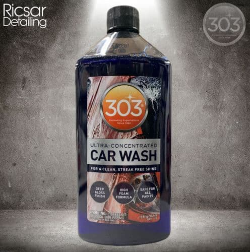 303 Ultra Concentrated Car Wash Shampoo