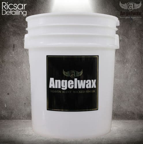 Angelwax Heavy Duty 20L (5 Gallon) Bucket And Grit Guard