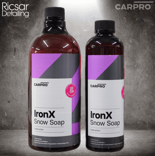 CarPro Iron X Snow Soap