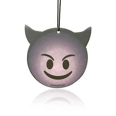 Emoji Devil Face Air Freshener