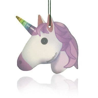 Emoji Unicorn Berry Scent Air Freshener