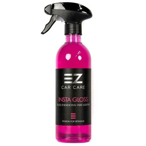 EZ Car Care InstaGloss Concentrated Wax Additive