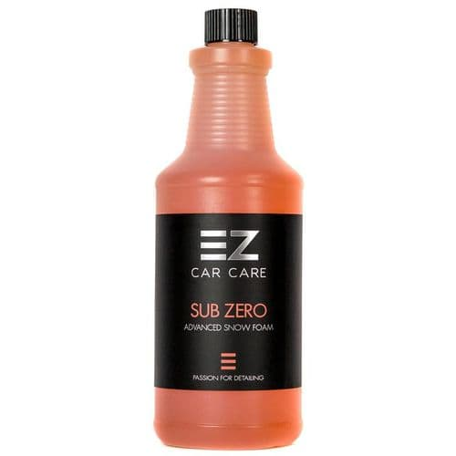 EZ Car Care - Sub Zero - Advanced Highly Concentrated Snow Foam